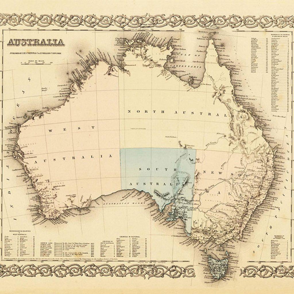 Légendes d'Australie