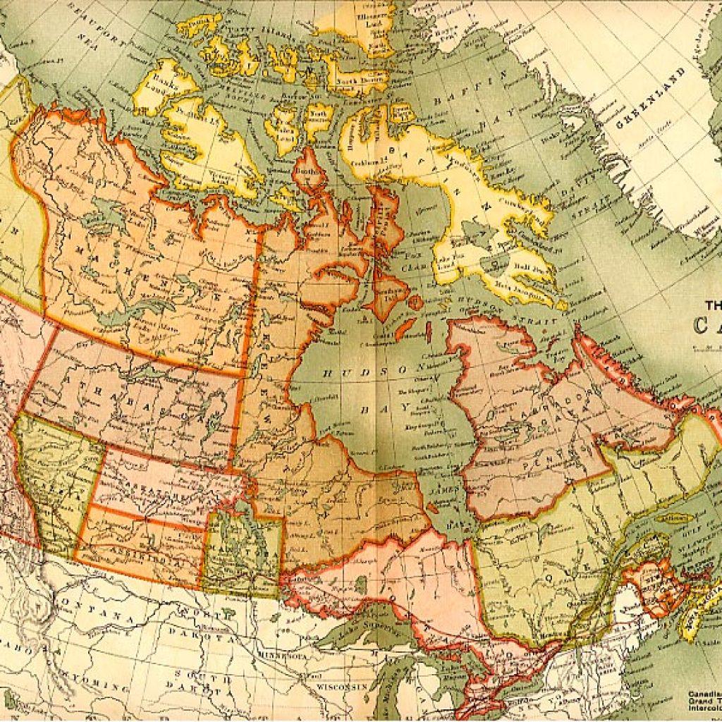 Légendes Canadiennes